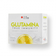 Glutamina True Immunity - 30 saches -180g - True Source