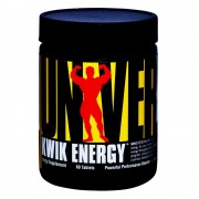 Kwik Energy 60 Tabletes - Universal Nutrition