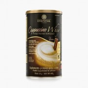 Cappuccino Whey (450g) Essential Nutrition
