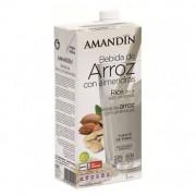 Bebida de Arroz com Amêndoas- 1L - Amandin