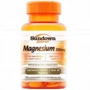 Magnesium Oxide 250mg (100 Tabletes) - Sundown