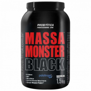 Massa Monster Black (1,5 kg) Probiótica
