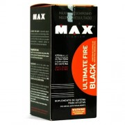 Ultimate Fire Black (60 Cáps) Max Titanium