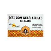 Mel com Geléia Real (Sachê 14g) Apis Flora