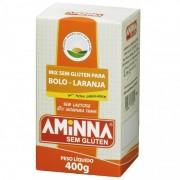 Mix sem Glúten para Bolo (400g) - Aminna