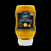 Molho Mostarda - 350g - Linea