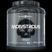Monstrous 6LBS (2.7KG) Black Skull