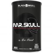 Mr. Skull (44 Packs) Black Skull