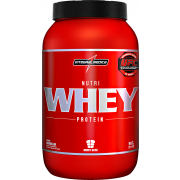 Nutri Whey Protein 907g - Integralmédica