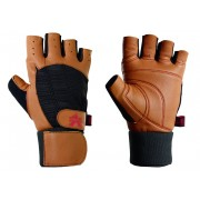 Ocelot Wrist Wrap Lifting Gloves - Valeo