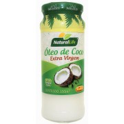 Óleo de Coco Extra Virgem - 300ml - Natural Life