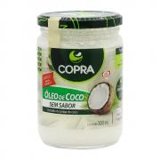 Óleo de Coco Sem Sabor - 500ml - Copra