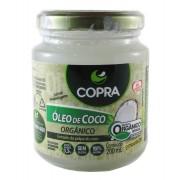 Óleo de Coco Extra Virgem Orgânico - 200ml - Copra