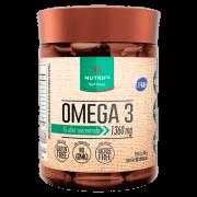 Omega 3 TG Ultra Concentrado - 60 cápsulas, 1360mg - Nutrify