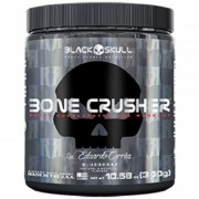 Bone Crusher (300g) Black Skull