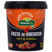 Pasta de Amendoim Integral - 450g - Natural Life