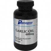Garlic Oil (600mg) 100 Softgels Performance Nutrition