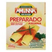 Preparado  Sem Glúten e Lactose - 400g - Aminna