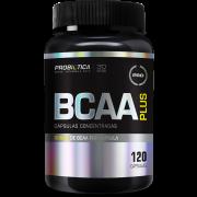 BCAA Plus (120 Cáps) Probiótica