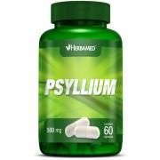 Psyllium - 60 cápsulas, 500mg - Herbamed