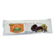 Biscoito de Arroz Recheado Com Pasta de Amendoim Integral (40g) Natural Life