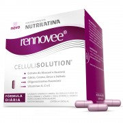 Rennovee Celluli Solution 64 cápsulas - Nutrilatina