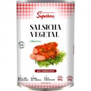 Salsicha Vegetal - 400g - Superbom