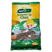 Semente de Chia - 100g - Natural Life