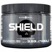 Shield L-Glutamine (100g) Black Skull