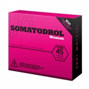 Somatodrol Woman (45 Compr.) Iridium Labs