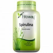 Spirulina (60 Cáps) Fitoway