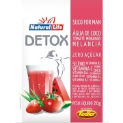 Suco Detox For Man (20g) Natural Life