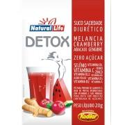 Suco Detox Saciedade Diurético (20g) - Natural Life