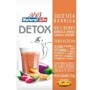Suco Seca Barriga Detox Goji Berry (20g) - Natural Life