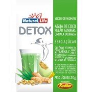 Suco Detox For Woman (20g) Natural Life