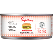 Hambúrguer Vegetal (350g) Superbom