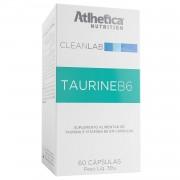 Taurine B6 Cleanlab - 60 Cápsulas - Atlhetica Nutrition