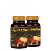 Trio de MACA - 60 cápsulas - Color Andina Food