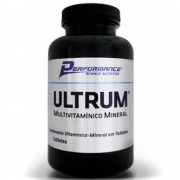 Ultrum Multivitamínico Mineral (200 Tabs) Performance Nutrition