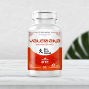 Valeriana - 60 cápsulas - Labornatus do Brasil