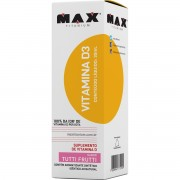 Vitamina D3 (30ml) Max Titanium