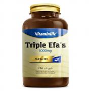 Triple Efa's - 120 softgels - Vitaminlife