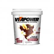Pasta de Amendoim Pasta de Amendoim Shot Protein - 1,005kg - Vita Power