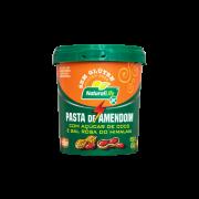 Pasta de Amendoim Com Açucar de Coco e Sal Rosa do Himalaia - 450g - Natural Life