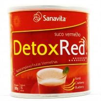 Detox Red (300g) Sanavita