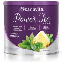 Power Tea Chá Verde (200g) Sanavita