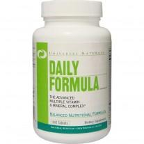 Daily Formula 100 Tabletes - Universal