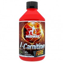 L-Carnitine Fire 480ml - Midway