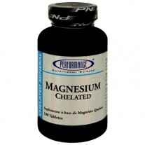 Magnesium Chelated 100 Tabletes - Performance Nutrition