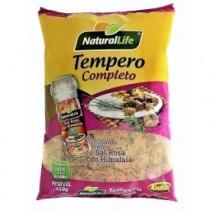 Tempero Completo Com Sal Rosa do Himalaia - 250g - Natural Life